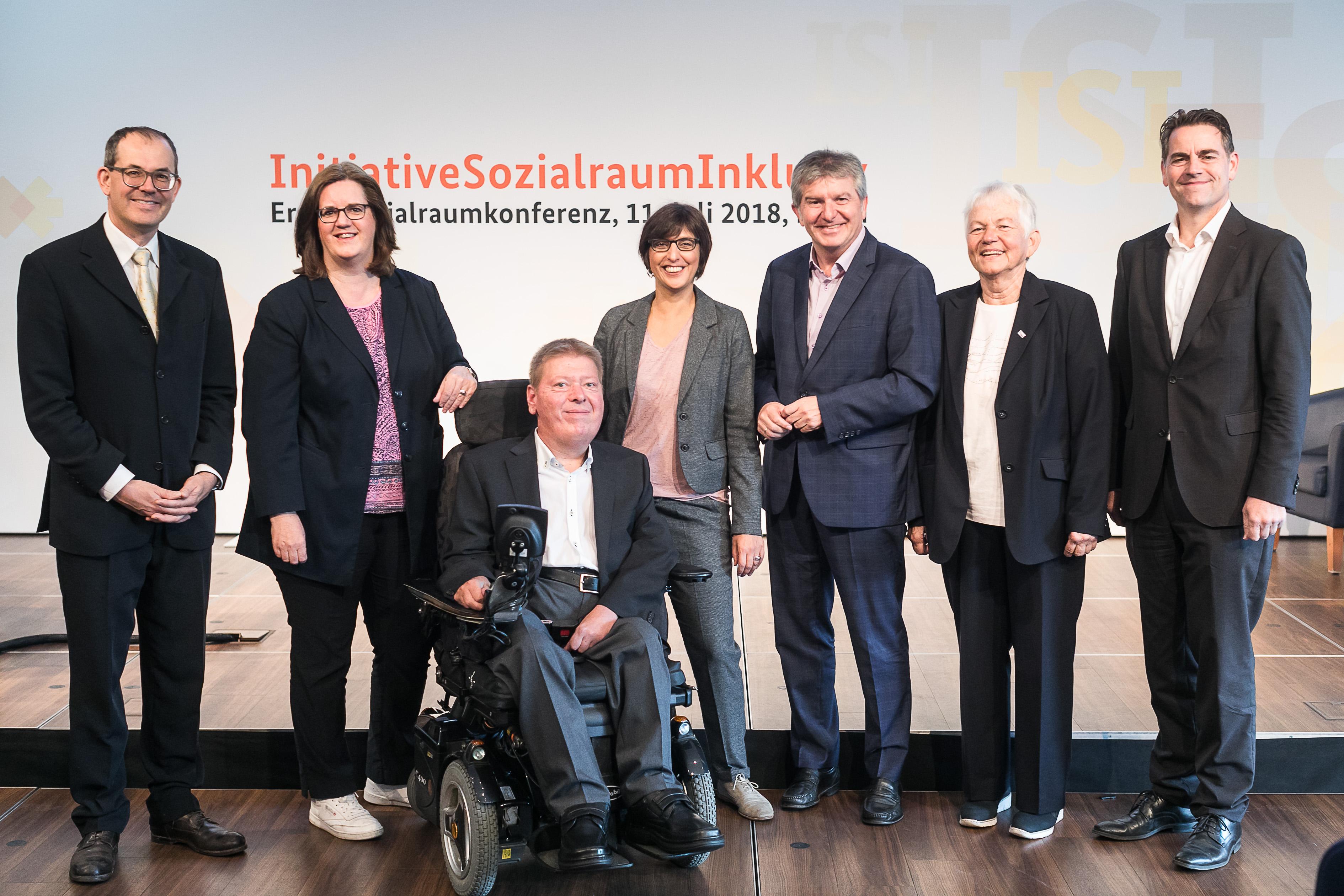 Gemeinsam einfach machen - InitiativeSozialraumInklusiv